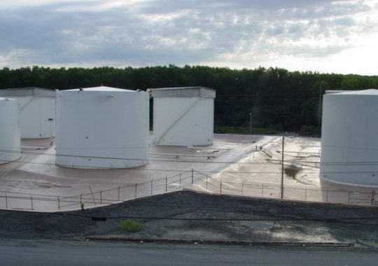 Containment Coatings